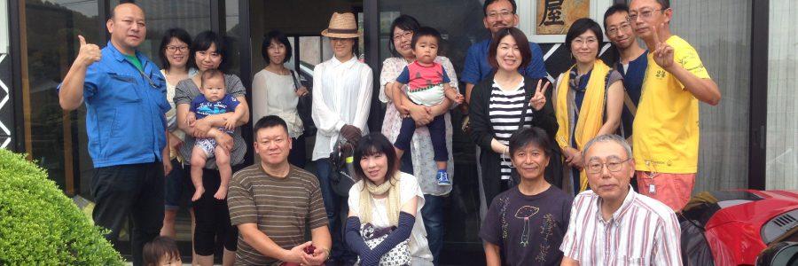 2年ぶりの訪問『ほうろく屋』・・・日本(世界)一の菜種油