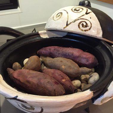土鍋で美味しい料理講座